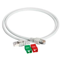 Patchkabel Cat 6A 10G (SFTP, S-FTP), Schneider electric
