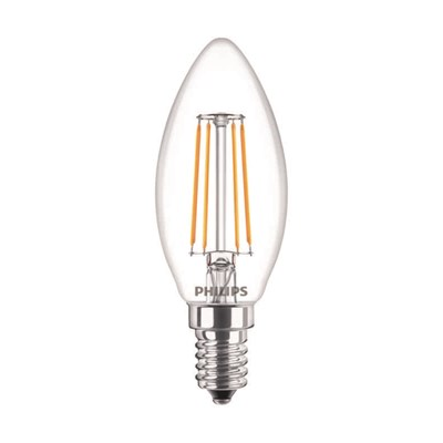 LED FILAM KRON 4W(40) 827 KL CLA LEDCANDLE ND