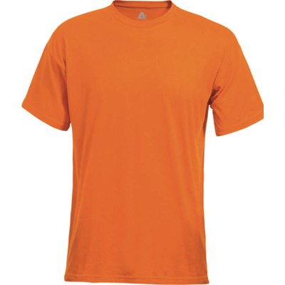 T-SHIRT CODE-1912 232 ORANGE STL 3XL