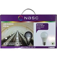 LEDlampa Normal 10W 25-PACK, Narva