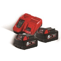 Batterikit Milwaukee M18 NRG-502
