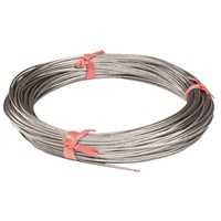 Rostfri wire 3,0 mm i  AISI 316/2343