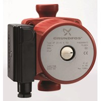 Tappvarmvattenpump UP-N, Grundfos