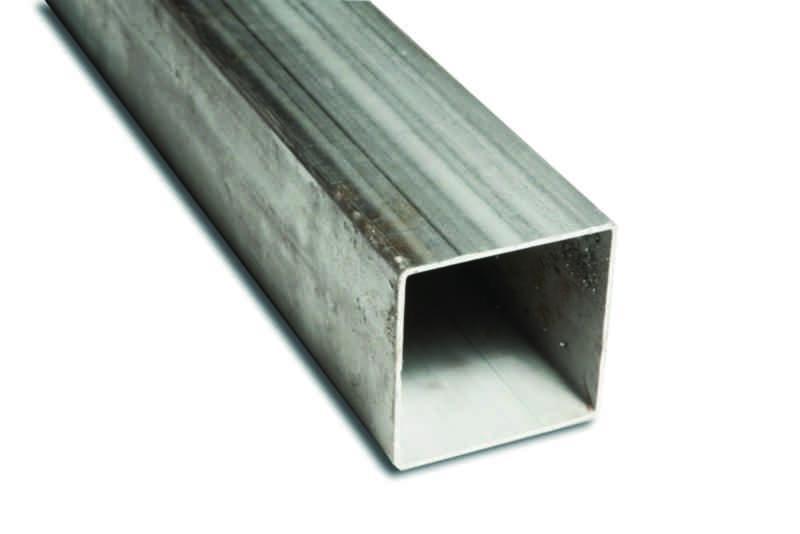 fyrkantsrör aluminium stockholm