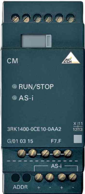 3RK1400-0CE10-0AA2 Siemens AS-INTERFACE FUNKTIONSMODUL LOGO!