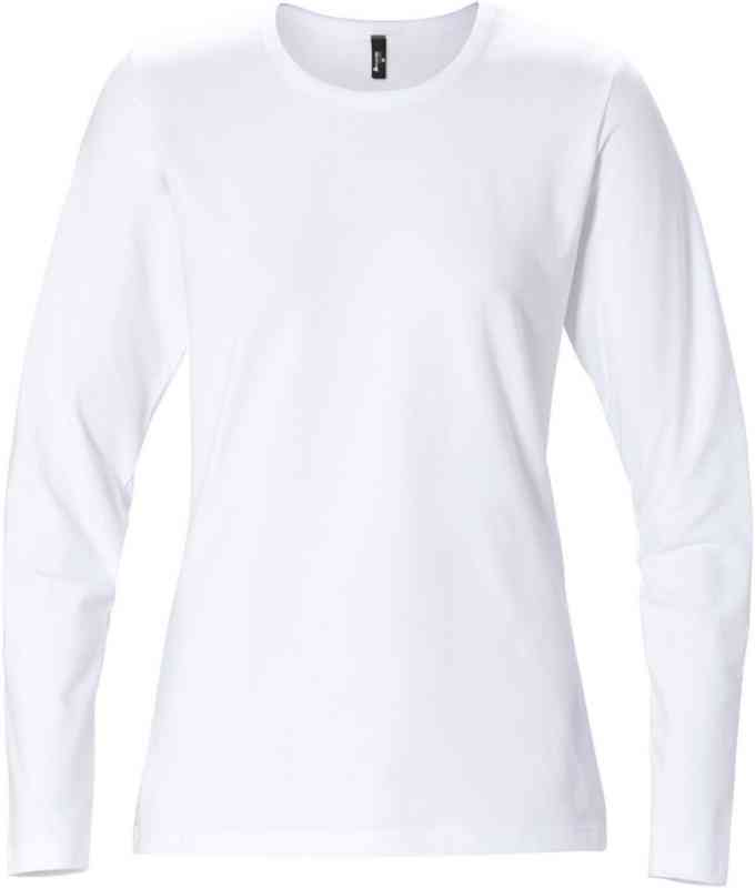 Fristads Acode basic T shirt, dam, Vit