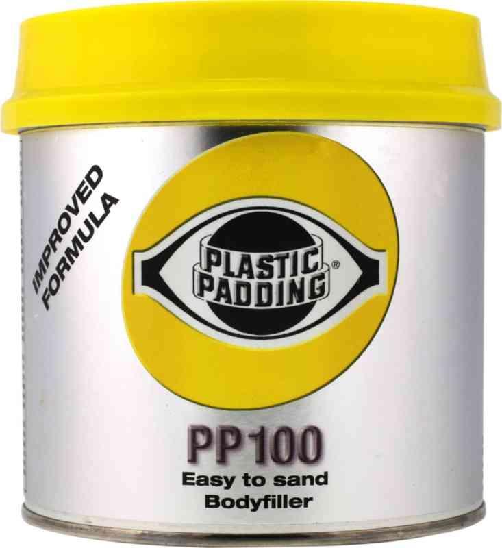 plastic padding pp100