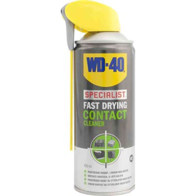 ahlsell kontaktspray wd 40 specialist contact cleaner. Black Bedroom Furniture Sets. Home Design Ideas