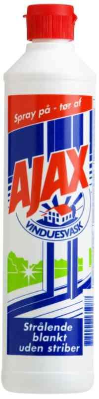 Ajax fönsterputs säkerhetsdatablad